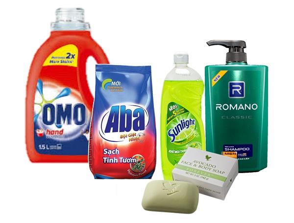 Chất giặt rửa tổng hợp là gì? Một số loại chất giặt rửa trong đời sống