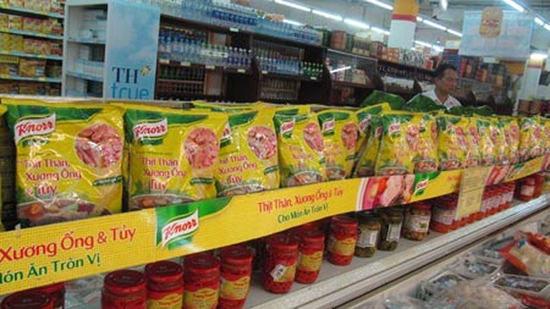 Chất điều vị trong Knorr, Maggi ngọt gấp... 10 lần mì chính
