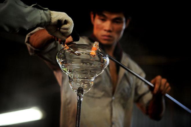Hóa chất ngành gốm sứ thủy tinh chuyên dụng