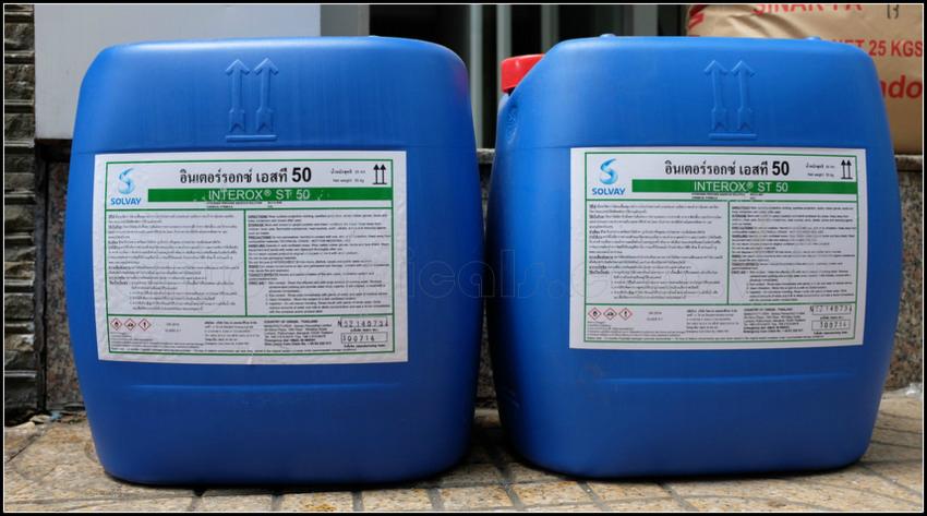 Các ứng dụng của oxy già công nghiệp và cách bảo quản
