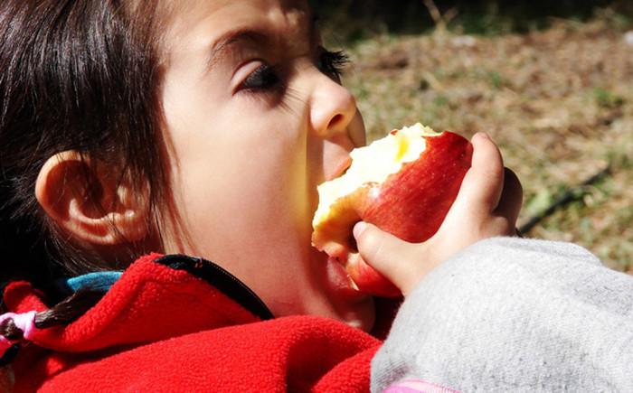 Cách kiểm tra táo bị phun hóa chất độc hại cực kỳ đơn giản