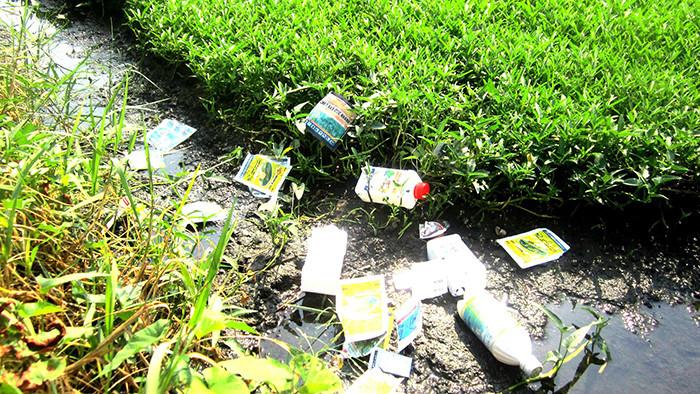 Tác hại của thuốc bảo vệ thực vật đối với con người và môi trường