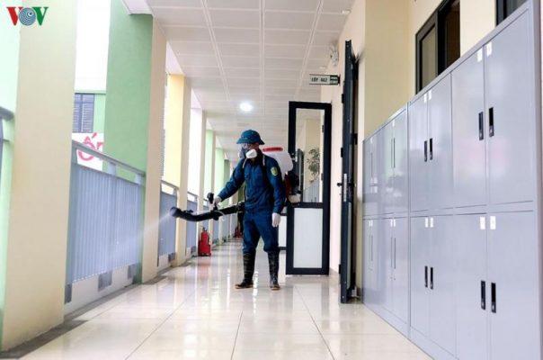Hướng dẫn sử dụng hóa chất trong công tác phòng chống dịch bệnh Covid - 19