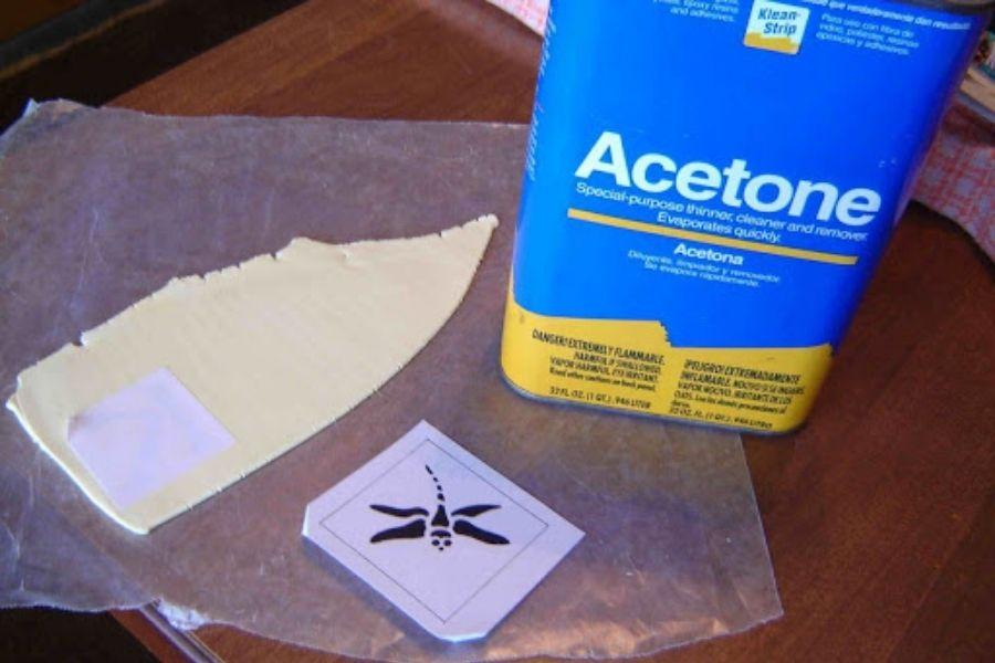 Acetone và ứng dụng