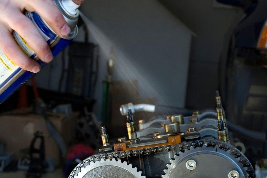 DEG A801 được biết đến là chất tẩy dầu nhớt